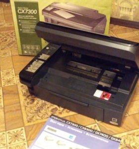 Принтер Epson Stylus CX7300