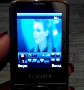 Телефон с ТV