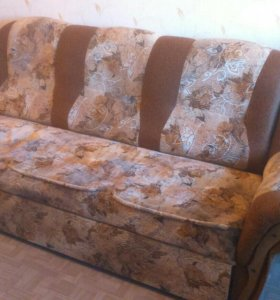 Продается диван расклодной