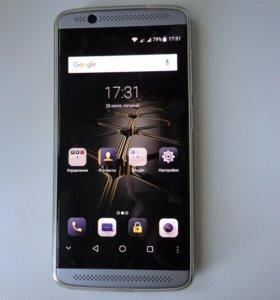 ZTE Axon7 mini-cтильный музыкальный смартфон