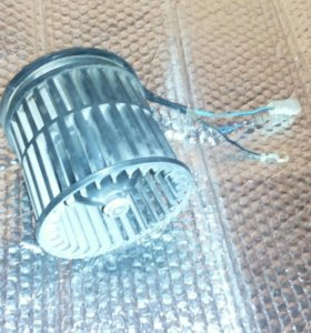 Мотор печки ваз 2110 - 2112