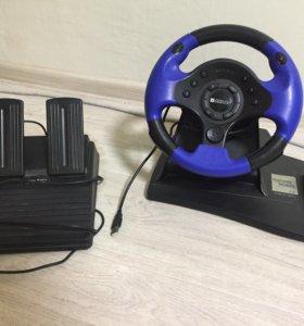 Игровой руль для компьютера