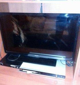 Телевизор Philips 32 дюйма б/у н/р