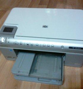 Хороший принтер, hp