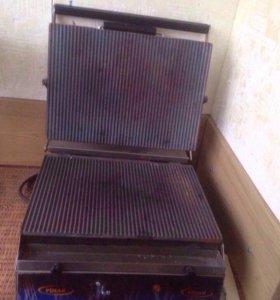 Тостер для шаурмы в хорошем рабочем состояние