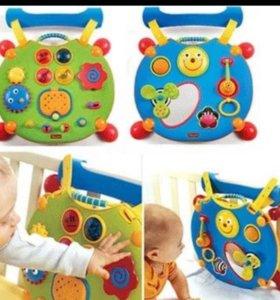 Развивающая игрушка до года малыша