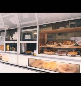 Пекарня на колесах