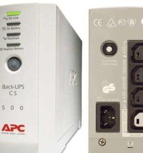 ИБП APC Back-UРS CS 500