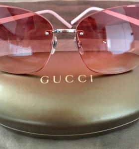 Очки солнцезащитные Gucci, оригинал