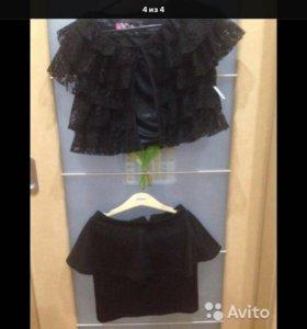 Юбки и блузки размер 40