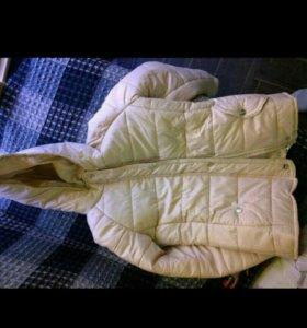 Новая куртка, с биркой