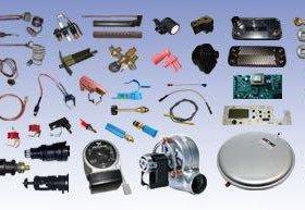 Запасные части для газовых и электрических котлов