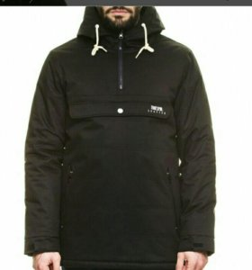 Зимний Анорак TrueSpin Cloud Jacket black