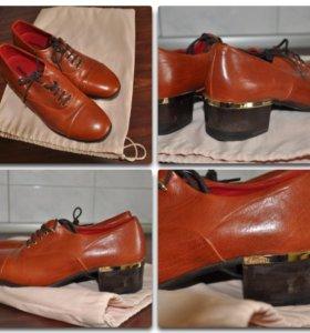 Cesare Paciotti ботинки. Оригинал