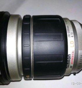 Tamron AF Aspherical LD 28-200 mm f/ 3.8-5.6