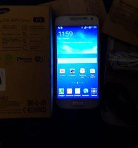 Samsung galaxy s4 mini duo