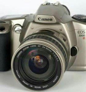 Фотоаппарат пленочный Canon 3000