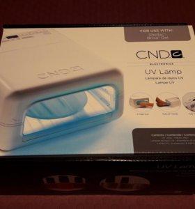 CND UV Lamp 36w (новая) для Shellac и Brisa Gel
