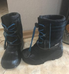 Ботинки зимние для мальчика Reima