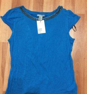 Блузка - футболка новая