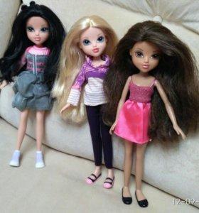 Куклы Мокси