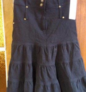 Новые юбки (6 видов) (размеры разные)