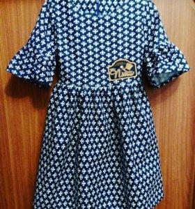 Новые детские платья