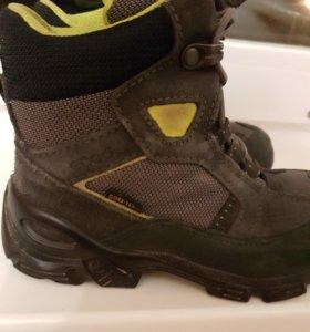 Демесезонные ботиночки ЭККО