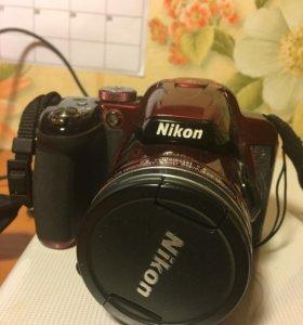 Фотоаппарат Nikon Coolpix P530.