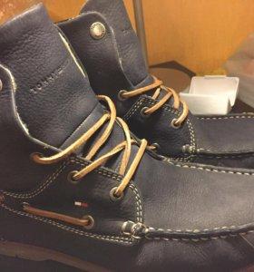 Зимние ботинки Tommi hilfilger