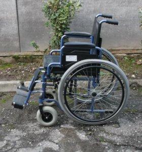 коляска инвалидная в комплекте с коляска горшок