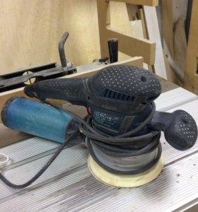 Эксцентриковая шлифовальная машина Bosch GEX