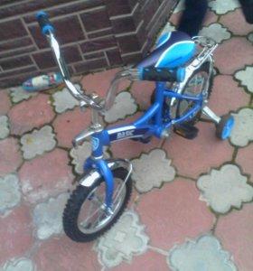 Детский велосипед немного б/у