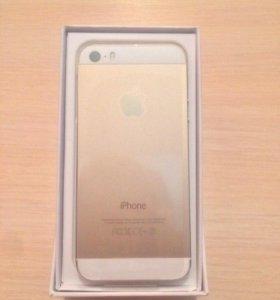 IPhone 5s gold на 16 g