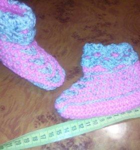 Пинетки носки