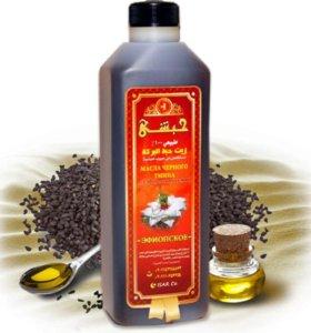 Масло черного тмина «Эфиопское» 0,5 л