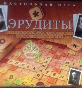 "Настольная игра ""Эрудиты"""