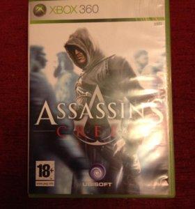 Лицензионная игра для Xbox 360
