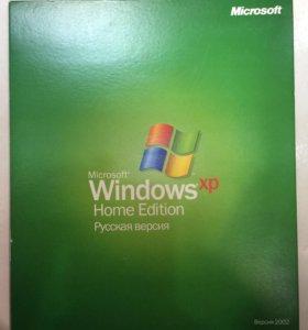 Лицензионная Windows XP Home Edition
