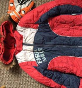 Куртка зимняя Boom