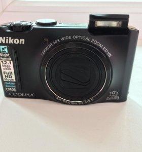 Фотоаппарат Nikon s8100