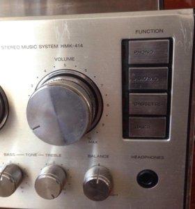 Продам музцентр Sony HMK-414