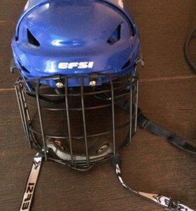 Шлем хоккей размер регулируется