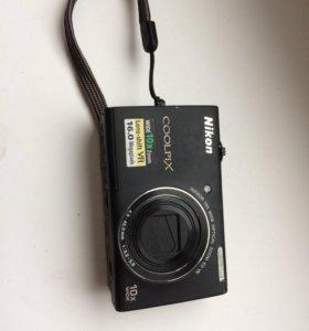 Nicon coolpix s6200