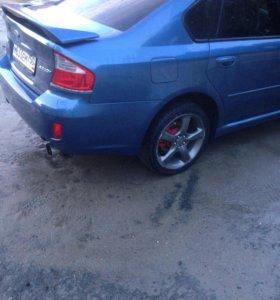 Subaru Легаси