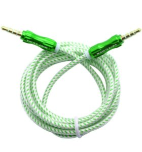 AUX кабель 3,5 мм jack