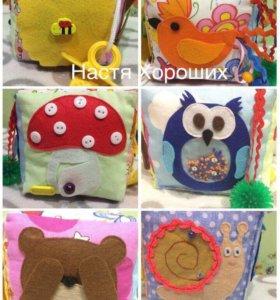 Игрушки handmade