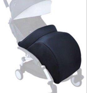 Чехол на ножки yoyo/yoya, babytime, baby throne