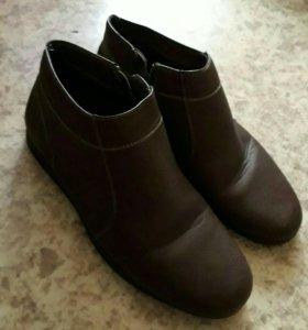 Зимние ботинки 44-45