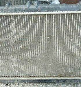 Ниссан сани радиатор